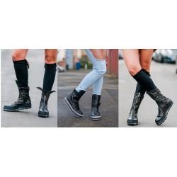 Практични обувки срещу обувки на висок ток – битката продължава