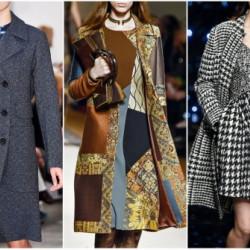 Какви ще са цветовете на палтата за сезона есен - зима