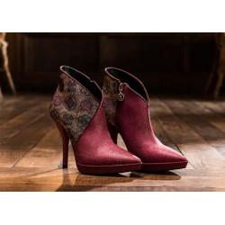 Високите обувки ще са хит през сезон есенно-зимния сезон