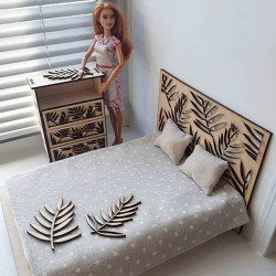 Спално бельо за кукли