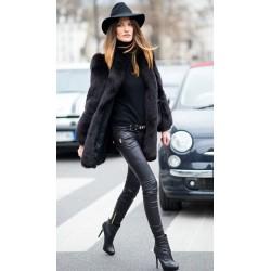 Дамата в черно - как да изградим правилно образа?