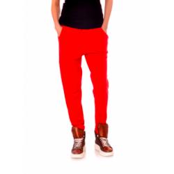 Червен спортен панталон