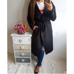 Дамско палто дълъг размер