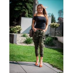 Дамски карго панталон