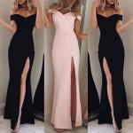 Елегантна рокля за вечерен тоалет
