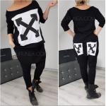 Блуза и потур в дамски комплект