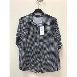 Стилна риза с един джоб