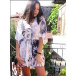 Италианска рокля кимоно