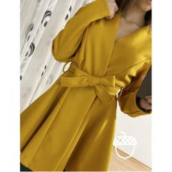 Модерно дамско палто