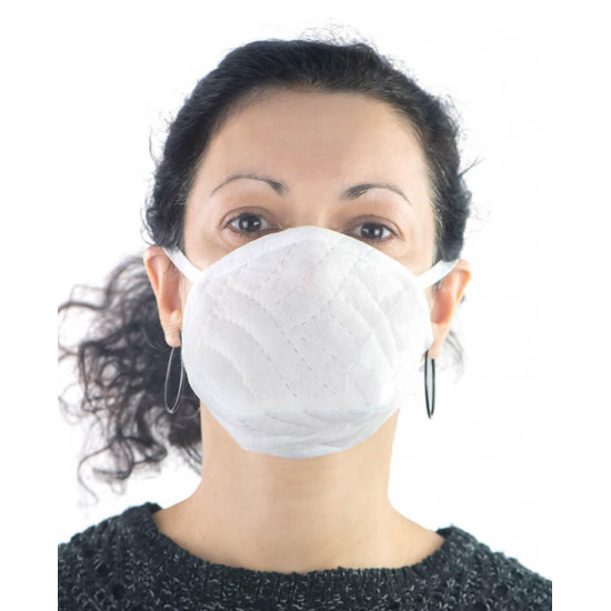 Пакет 100 броя | Предпазни филтриращи маски за многократна употреба | SBV-100