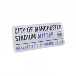 Табела MANCHESTER CITY Stadium Sign
