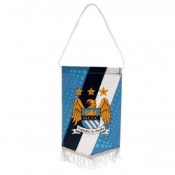 Флаг MANCHESTER CITY Mini Pennant