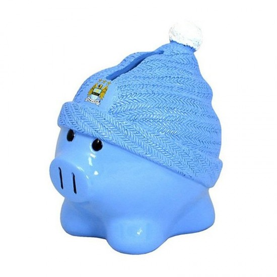 Касичка MANCHESTER CITY Beanie Piggy Bank