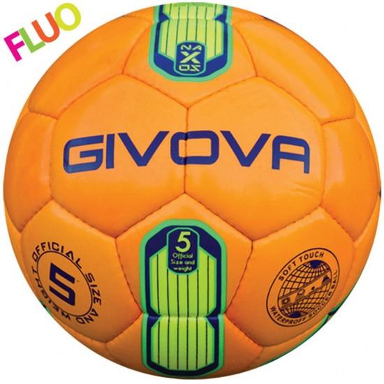 Футболна Топка GIVOVA Naxos Fluo 2807