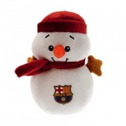 Плюшен Снежен Човек BARCELONA Snowman