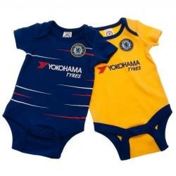 Бебешки Дрехи CHELSEA 2 Pack Bodysuit TS