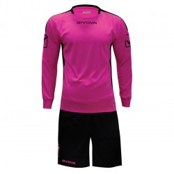 Детски Вратарски Екип GIVOVA Goalkeeper Kit Hyguana 0610