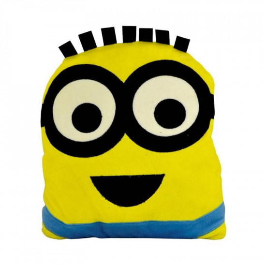 Възглавница DESPICABLE ME Minion Head Shaped Cushion Dave