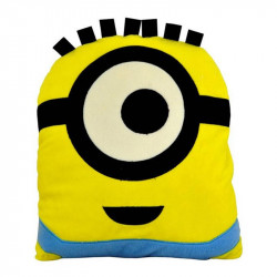 Възглавница DESPICABLE ME Minion Head Shaped Cushion Stuart