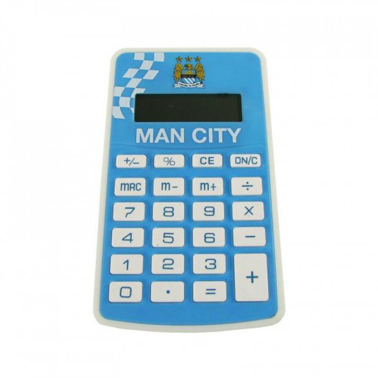 Калкулатор MANCHESTER CITY Pocket Calculator