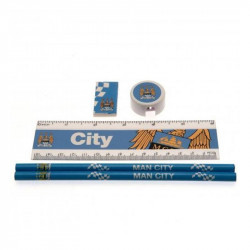 Ученически Пособия MANCHESTER CITY Core Stationery Set