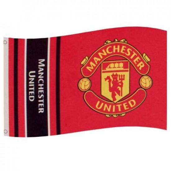 Знаме MANCHESTER UNITED Flag WM