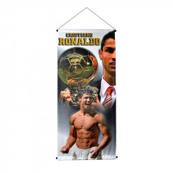 Флаг REAL MADRID Cristiano Ronaldo Medium Pennant