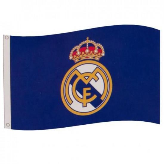 Знаме REAL MADRID Flag HZ