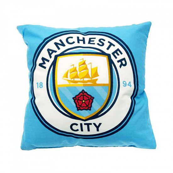 Възглавница MANCHESTER CITY Crest Cushion