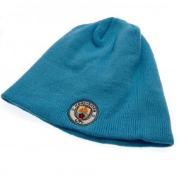 Зимна Шапка MANCHESTER CITY Knitted Beanie Hat WV