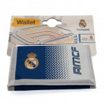 Портмоне REAL MADRID Nylon Wallet