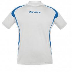 Мъжка Тениска За Бягане GIVOVA Running Shirt 0302