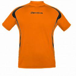 Мъжка Тениска За Бягане GIVOVA Running Shirt 2810