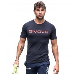 Мъжка Тениска GIVOVA T-Shirt Spot 0004