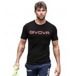 Мъжка Тениска GIVOVA T-Shirt Spot 0010