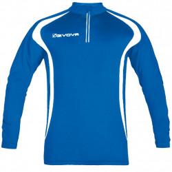 Мъжка Блуза За Бягане GIVOVA Running Long Shirt 0002