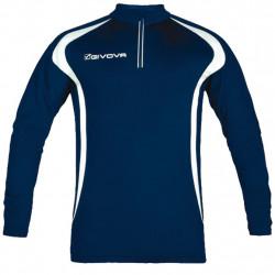 Мъжка Блуза За Бягане GIVOVA Running Long Shirt 0004