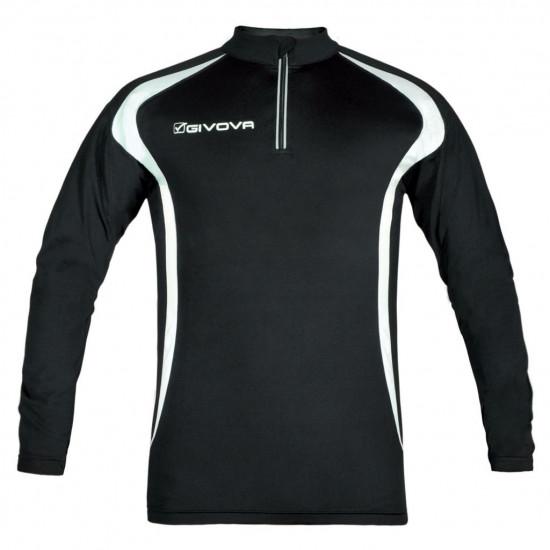 Мъжка Блуза За Бягане GIVOVA Running Long Shirt 0010