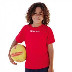 Детска Тениска GIVOVA Shirt One ML 0012
