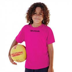 Детска Тениска GIVOVA Shirt One ML 0006