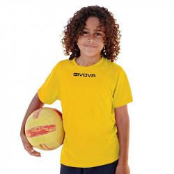 Детска Тениска GIVOVA Shirt One ML 0007