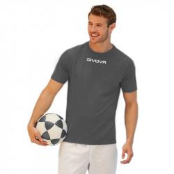 Мъжка Тениска GIVOVA Shirt One ML 0023