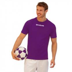 Мъжка Тениска GIVOVA Shirt One ML 0014