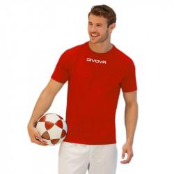 Мъжка Тениска GIVOVA Shirt One ML 0012