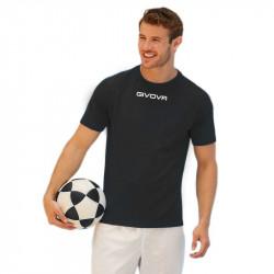 Мъжка Тениска GIVOVA Shirt One ML 0010
