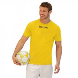 Мъжка Тениска GIVOVA Shirt One ML 0007