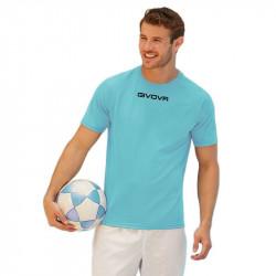 Мъжка Тениска GIVOVA Shirt One ML 0005