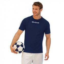 Мъжка Тениска GIVOVA Shirt One ML 0004