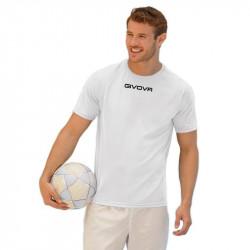 Мъжка Тениска GIVOVA Shirt One ML 0003