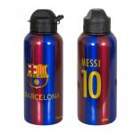 Бутилка BARCELONA Aluminium Water Bottle Messi 10